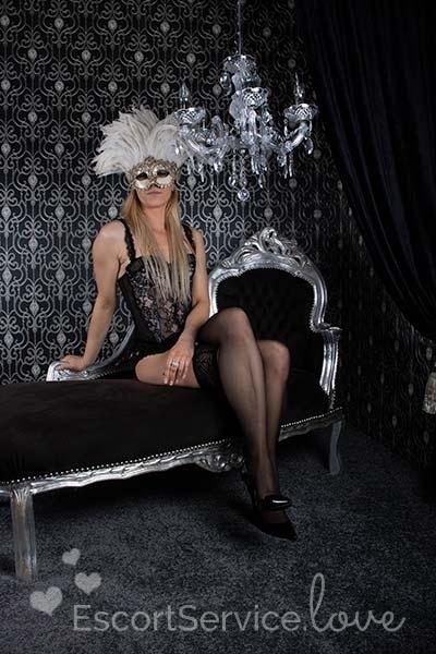 Slanke escort dame Helena